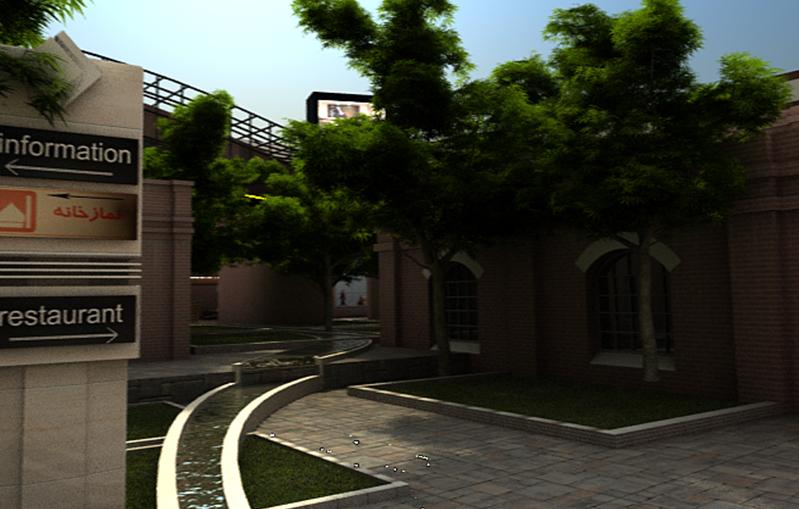 مرکز تجاری تبریز