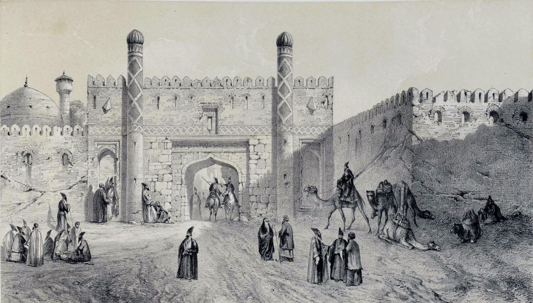 دروازه تبریز