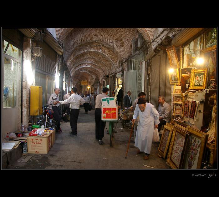 راسته بازار تبریز