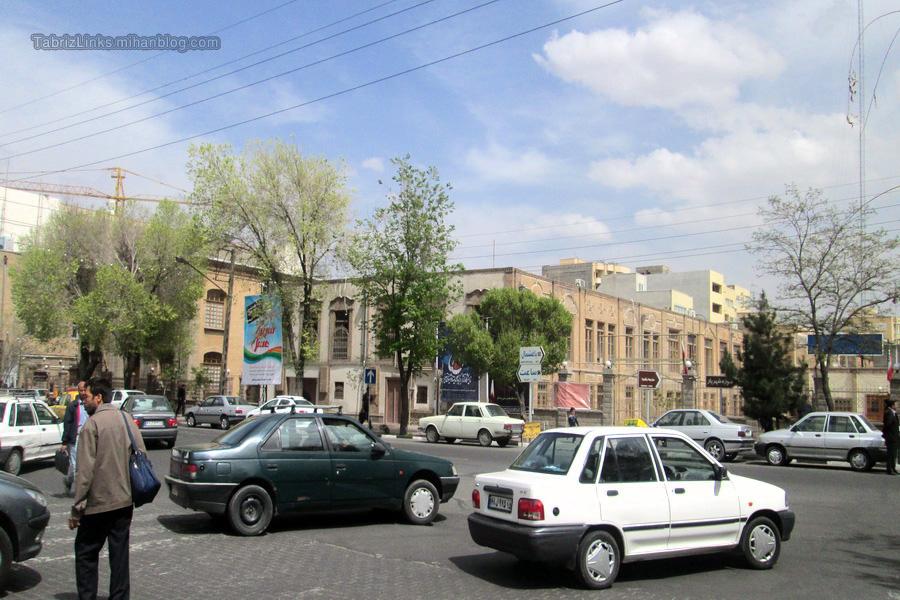 خیابان حافظ