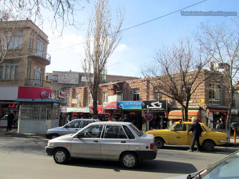 خیابان شهناز