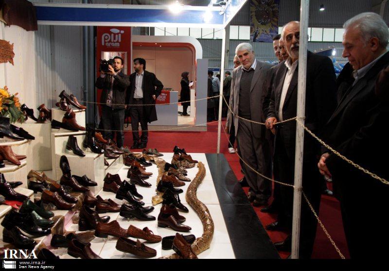 نمایشگاه چرم تبریز