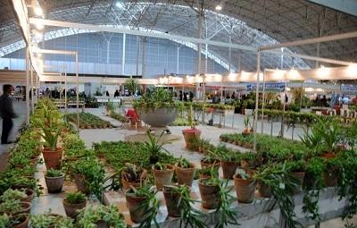 نمایشگاه گل و گیاه تبریز
