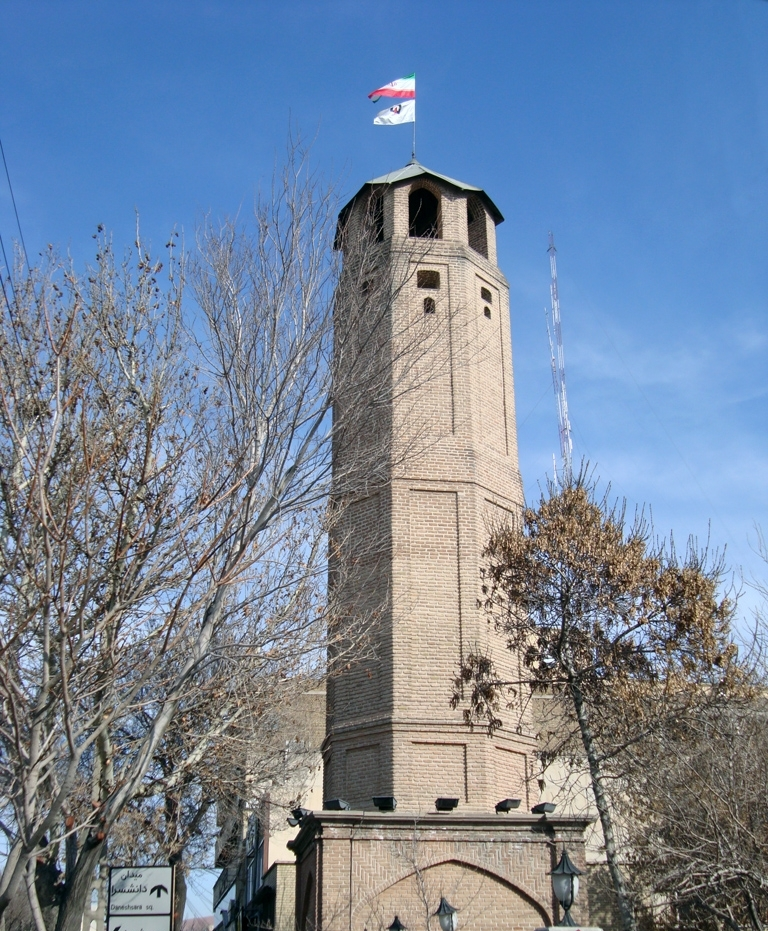 برج آتشنشانی تبریز