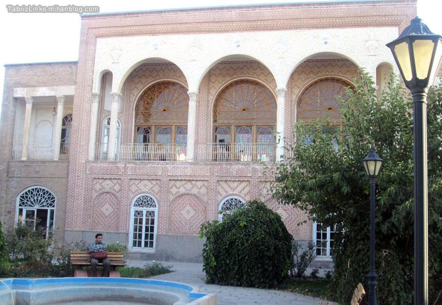 خانه های تاریخی شهر تبریز