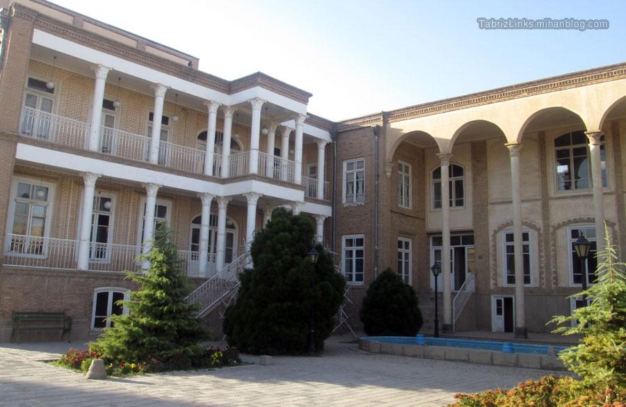 خانه قاجاری تبریز