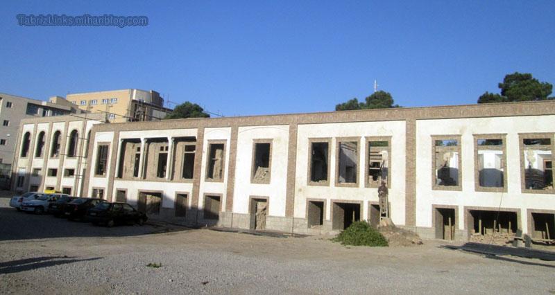 مرمت خانه های تبریز
