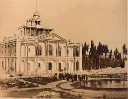 کاخ استانداری آذربایجان
