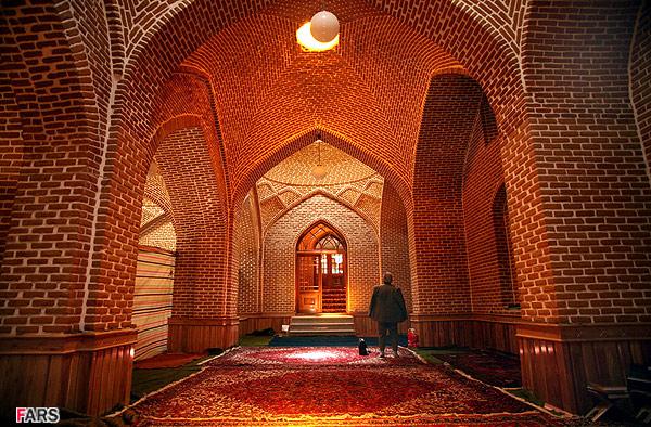 مسجد تبریز3