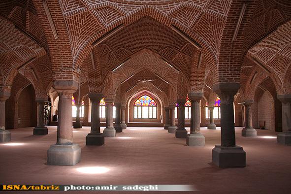 مسجد تبریز4
