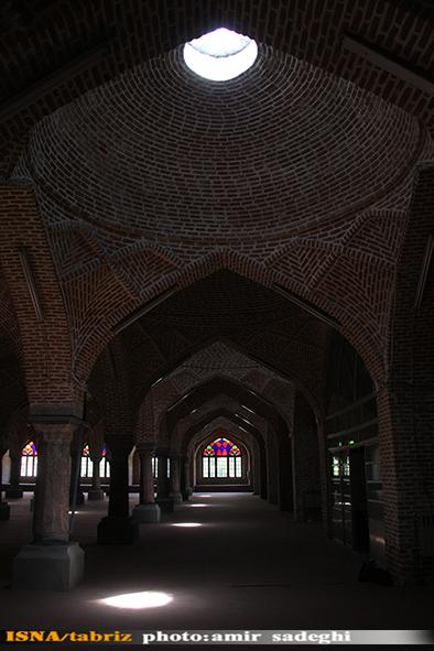 مسجد تبریز5