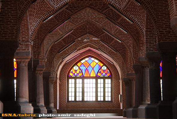 مسجد تبریز6