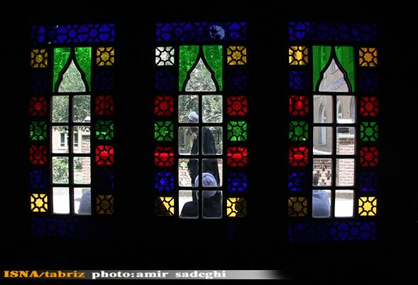 مسجد تبریز8