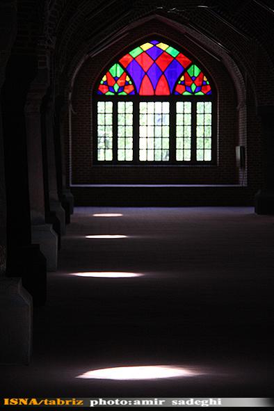 مسجد تبریز9
