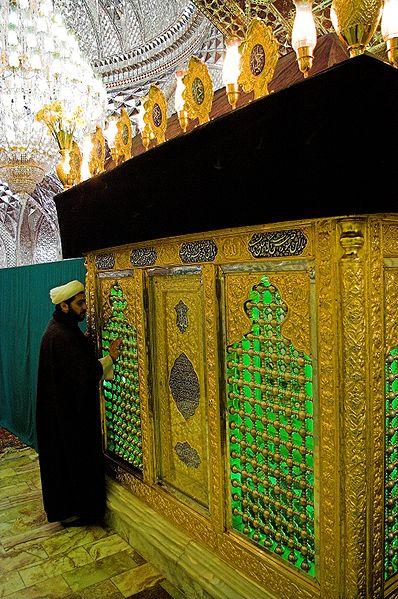 مسجد مقبره تبریز