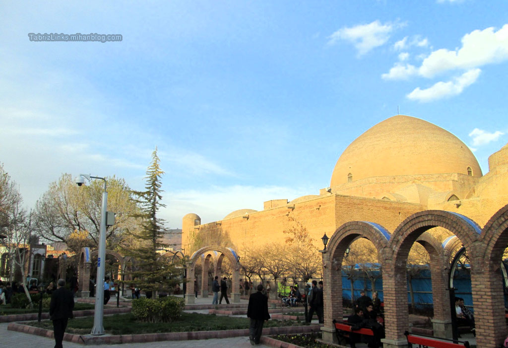 مسجد تاریخی