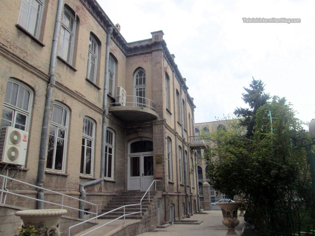 ساختمان شهرداری تبریز