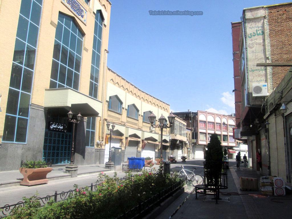 ورودی تربیت تبریز